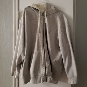 Ralph Lauren Polo full zip hoodie jacket